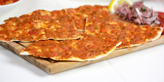 Appetizer from Pasha Turkish Restaurant in Huangpu, Shanghai