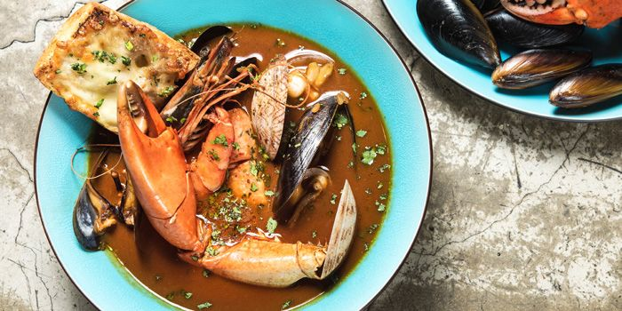 HK Style Cioppino, Lily & Bloom, Central, Hong Kong
