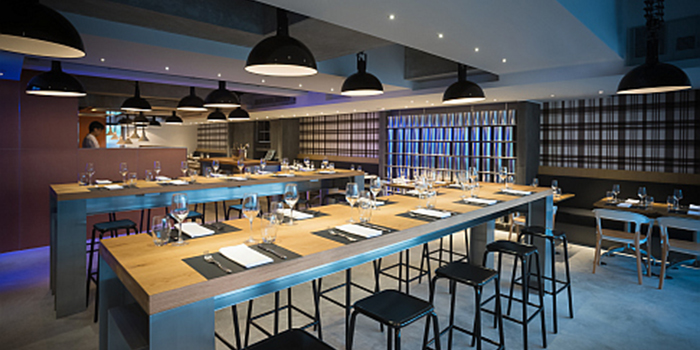 Dining Area of Cirqle, Aberdeen, Hong Kong