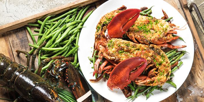 Lobster Thermidor, Lily & Bloom, Central, Hong Kong