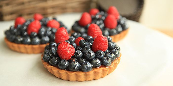 Very Berry Tart from The Fabulous Baker Boy in Clarke Quay, Singapore