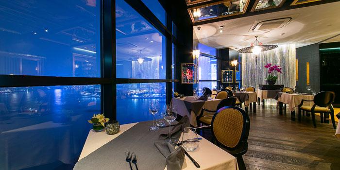 Dining Area of Da lvo (The Bund) in The Bund, Shanghai