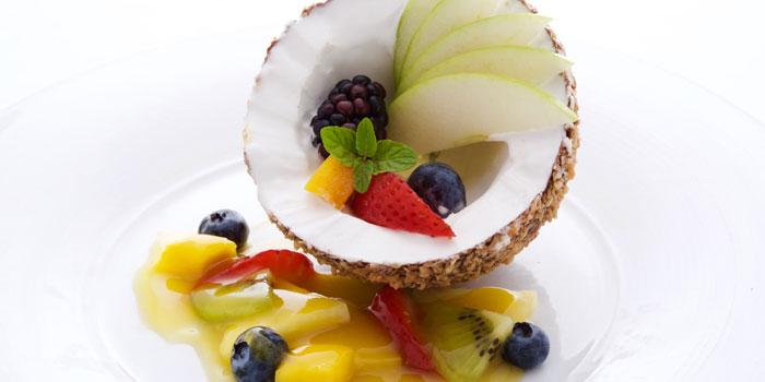Dessert from Alan Wong