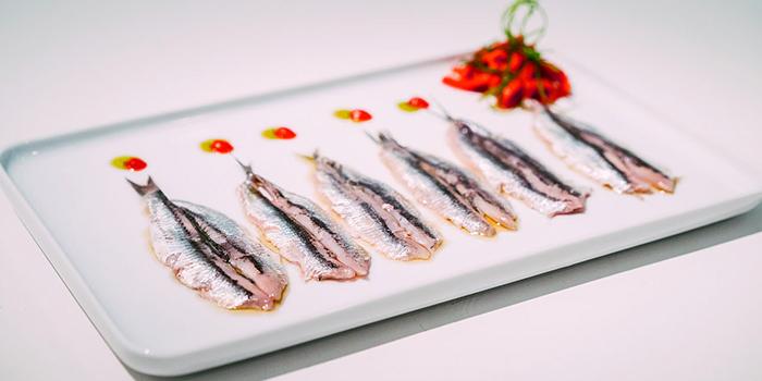 Appetizer from Alati Divine Greek Cuisine in Tanjong Pagar, Singapore