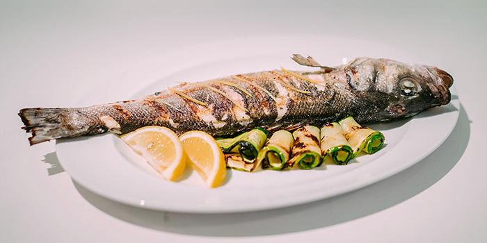 Fish from Alati Divine Greek Cuisine in Tanjong Pagar, Singapore