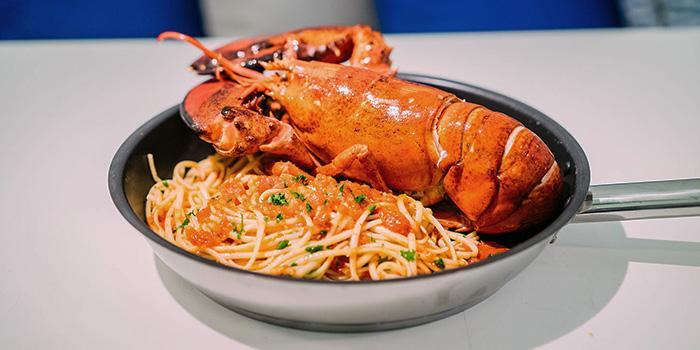 Lobster Spaghetti from Alati Divine Greek Cuisine in Tanjong Pagar, Singapore