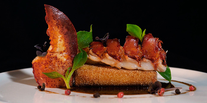 Seafood Tapas from BAM! Restaurant on Tras Street in Tanjong Pagar, Singapore