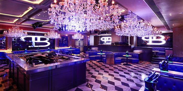 Clubbing Area of Bungalow, Lan Kwai Fong, Hong Kong