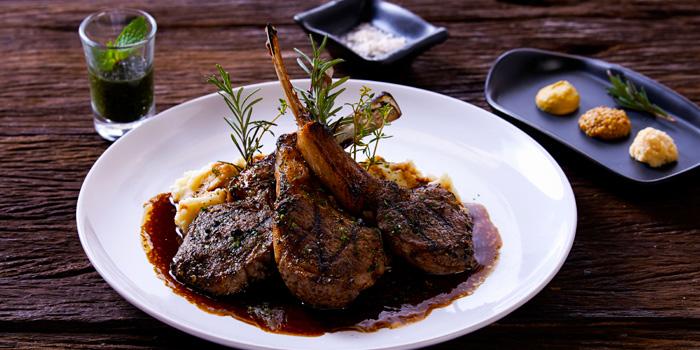 Grilled Murraylands from Meat Bar 31 in Sukhumvit Soi 31, Bangkok