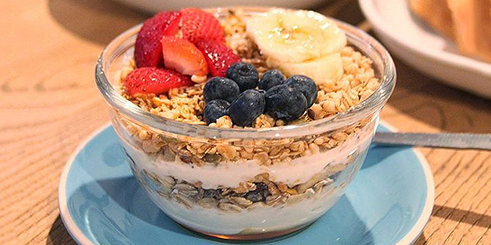 Granola Bowl from Group Therapy Cafe (Katong V) in East Coast, Singapore