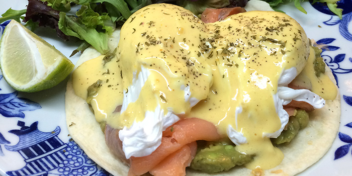 Skinny Eggs Benedict from Group Therapy Cafe (Katong V) in East Coast, Singapore