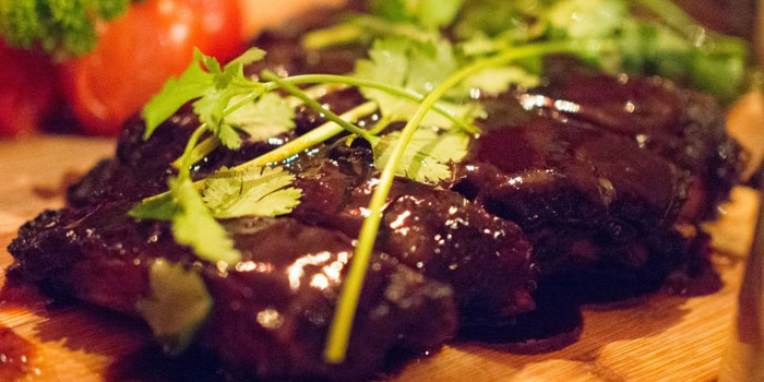 Pork Ribs from Cotton