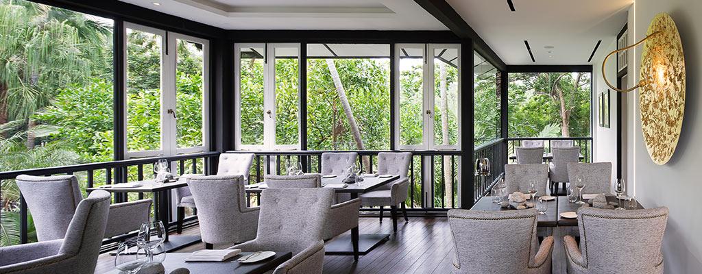 CORNER HOUSE, SINGAPORE BOTANIC GARDENS