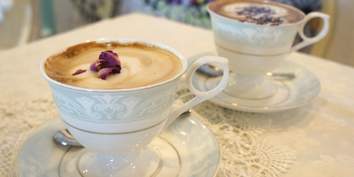 Coffees, Princess Cafe, Causeway Bay, Hong Kong