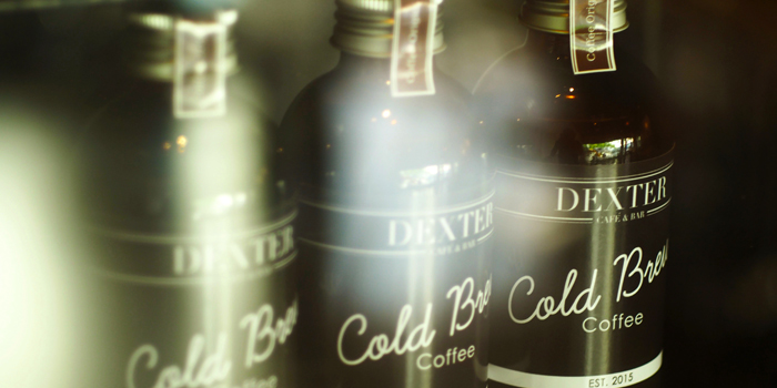 Cold Beer from Dexter Café & Bar in Sathorn, Bangkok