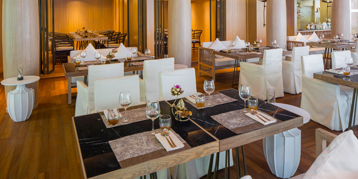 Dining Area from Suan Bua Thai Restaurant at Central Plaza Ladprao, Bangkok