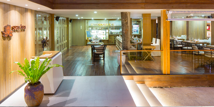 Exterior of Suan Bua Thai Restaurant at Central Plaza Ladprao, Bangkok