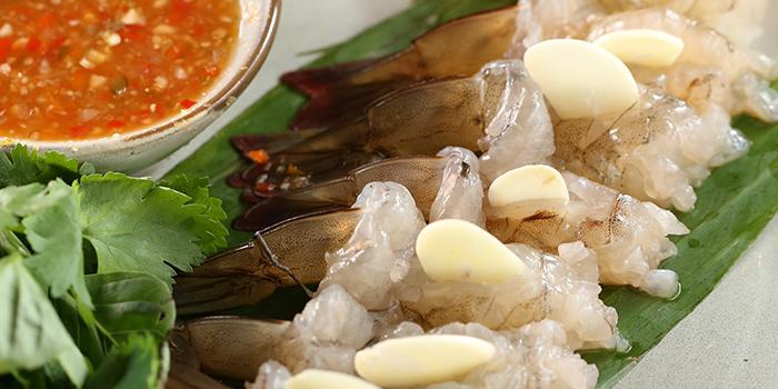 Goong Pun Oi, Mint & Basil, Sai Wan Ho, Hong Kong