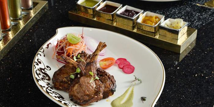 Lamb Chops from Maya Restaurant & Bar at Holiday Inn Sukhumvit, Bangkok