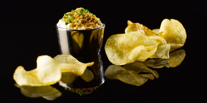 Kettle Chips from Manhattan in Regent Singapore, Tanglin, Singapore