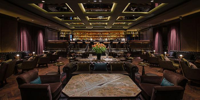 Main Salon in Manhattan in Regent Singapore, Tanglin, Singapore