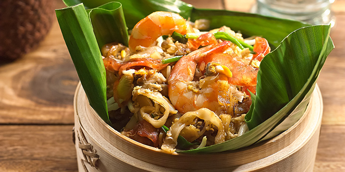 Char Kway Teow from 10 at Claymore at Pan Pacific Orchard in Orchard, Singapore