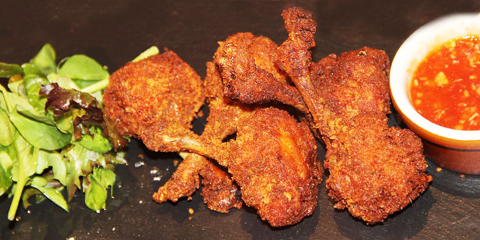 Lollipop Chicken from 99 Bistro & Kitchen in Paya Lebar, Singapore