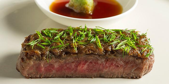 Kagoshima Beef from Adrift by David Myers at Marina Bay Sands in Marina Bay, Singapore