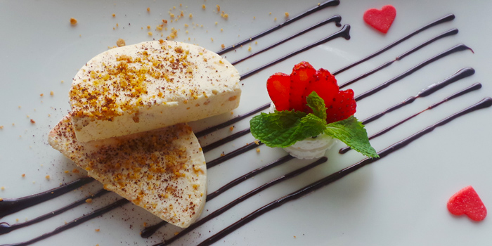 Almond Parfait from Galleria Milano in Sukhumvit Soi 20, Bangkok