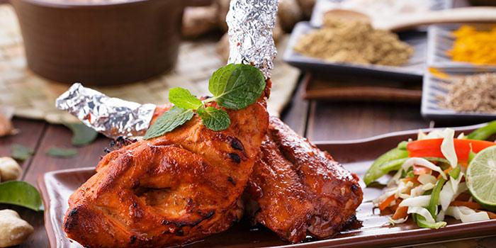 Chicken from Atithi Indian Contemporary Resto & Bar in Kuta, Bali