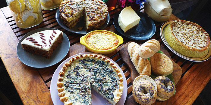 Baked Goods from BOW Bali in Kerobokan, Bali