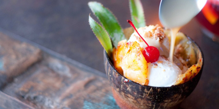 Ice Cream from Cafe Havana in Ubud, Bali