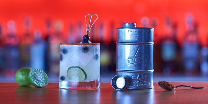 Cocktail from Cocotte Farm Roast & Winery on Sukhumvit Soi 39, Bangkok