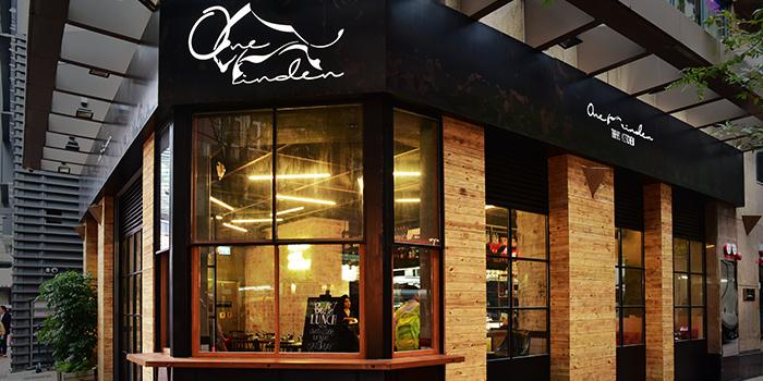 Exterior of One Minden Tapas Kitchen, Tsim Sha Tsui, Hong Kong