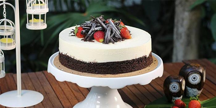 Cake from Gardin Bistro & Patisserie in Seminyak, Bali