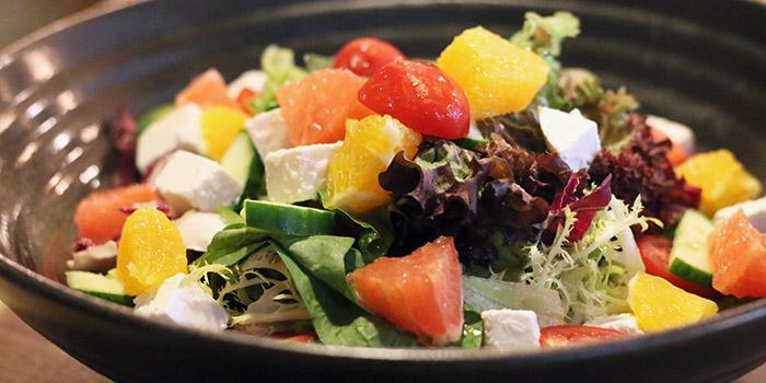 Graham Street Salad, Aberdeen Burger, Aberdeen Street, Central, Hong Kong