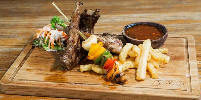 Pork Ribs from Jerami in Seminyak, Bali