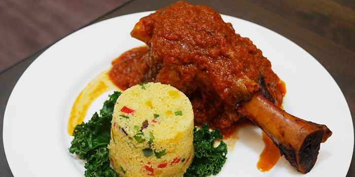 Osso Bucco from Kith Cafe (Millenia Walk) in Promenade, Singapore