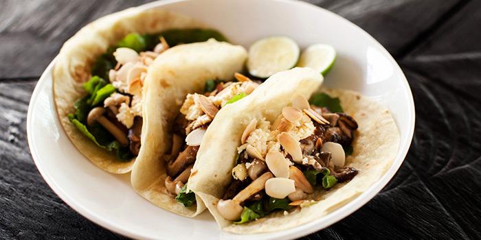 Tacos from Lacalita Bar y Concina in Canggu, Bali