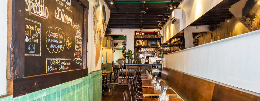 MOOSEHEAD KITCHEN & BAR, TELOK AYER