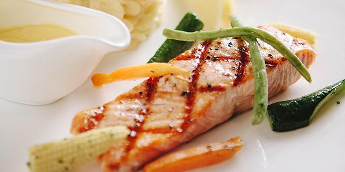 Salmon from Ninety Nine (Lotte Avenue) in Kuningan, Jakarta