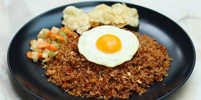 Lamb Fried Rice from Odysseia in SCBD, Jakarta