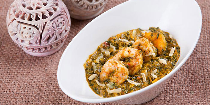 Prawn Hydrabadi from Queen