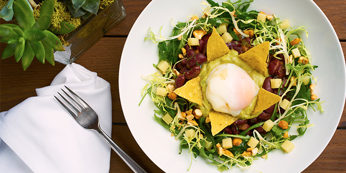Salad Frijoles Colorados from Bob