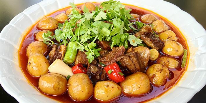 Pork from Si Wei Yan on Club Street, Singapore