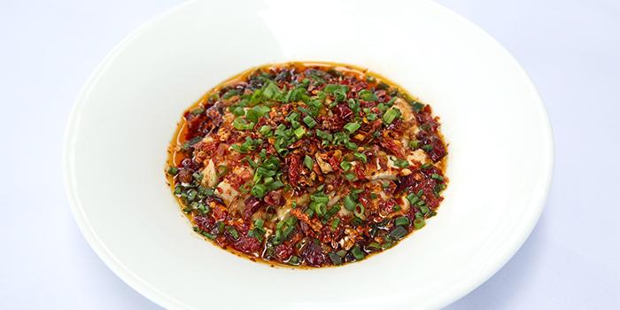 Sichuan Chicken from Si Wei Yan on Club Street, Singapore