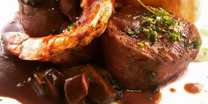 Beef Tenderloin from Skye Restaurant in Thamrin, Jakarta
