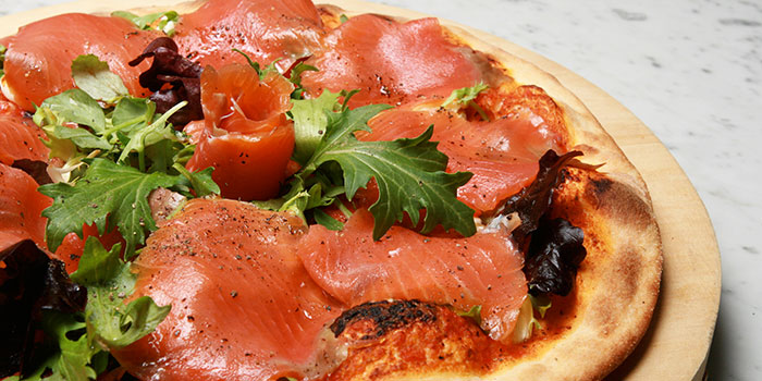 Pizza from Social Square @ Parkway Parade in Marine Parade, Singapore