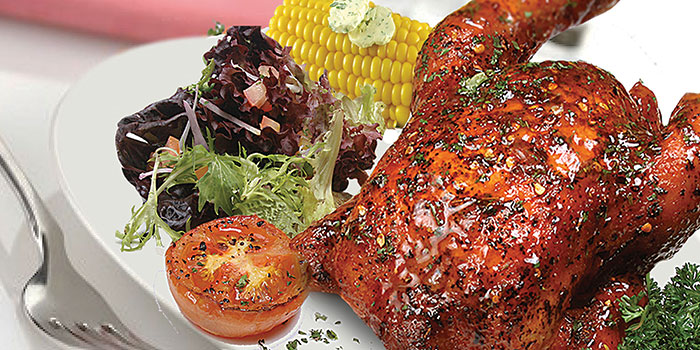 Roasted Chicken from Social Square @ Parkway Parade in Marine Parade, Singapore