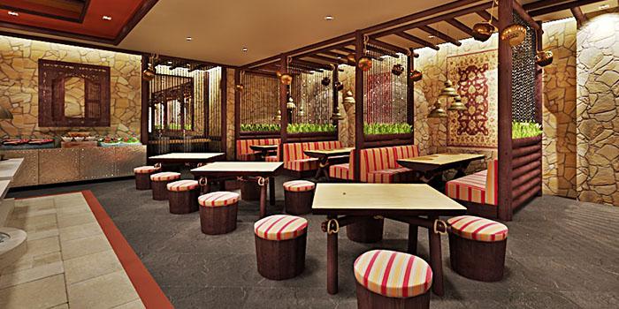 Interior of The Royal Kitchen (Bellagio) in Bellagio, Jakarta